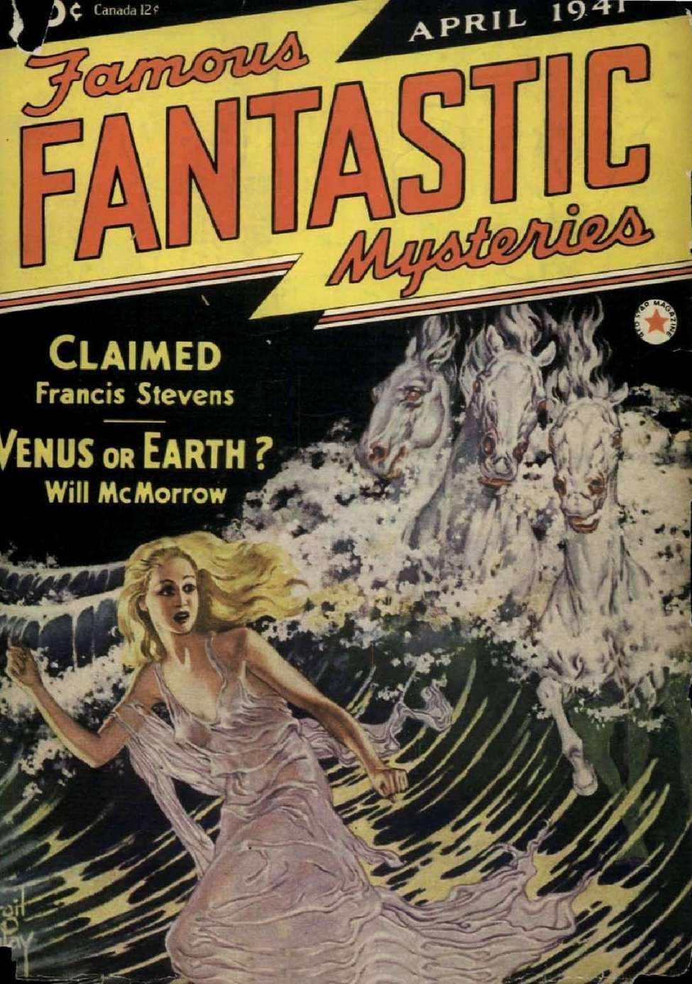 Comic Book Cover For Famous Fantastic Mysteries v03 01
