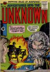 Cover For Adventures into the Unknown 65