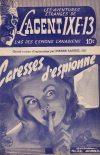 Cover For L'Agent IXE 13 v2 60 Caresses d'espionne
