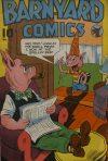 Cover For Barnyard Comics 11
