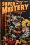 Cover For Super Mystery Comics v7 3