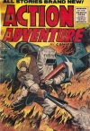 Cover For Action Adventure Comics 4