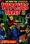 Cover For Witches Tales 22