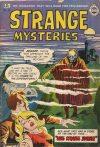Cover For Strange Mysteries 10
