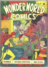 Cover For Wonderworld Comics 12