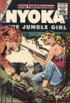 Cover For Nyoka the Jungle Girl 17