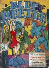 Cover For Blue Beetle 11