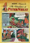 Cover For The Adventures of Peter Wheat 1 (NN)