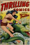 Cover For Thrilling Comics 61