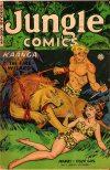 Cover For Jungle Comics 154