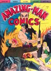 Cover For Amazing Man Comics 13