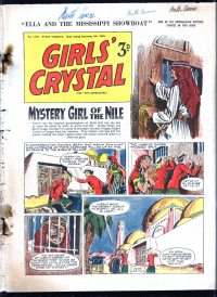 Large Thumbnail For Girls' Crystal 1046