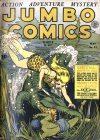 Cover For Jumbo Comics 51