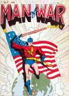 Cover For Man of War Comics 1 (paper/2fiche)