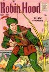 Cover For Robin Hood 4