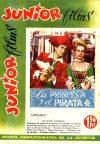 Cover For Junior Films 48 La princesa y el pirata