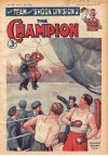 Cover For The Champion 1338