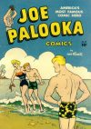 Cover For Joe Palooka Comics 2