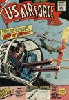 Cover For U.S. Air Force Comics 6