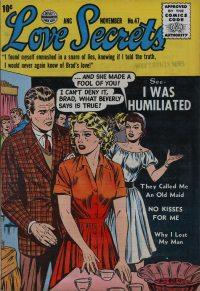 Large Thumbnail For Love Secrets #47