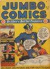 Cover For Jumbo Comics 6
