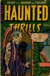 Cover For Haunted Thrills 3