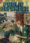 Cover For Public Defender in Action 8