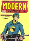 Cover For Modern Comics 68