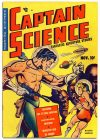 Cover For Captain Science 1