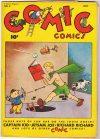 Cover For Comic Comics 4