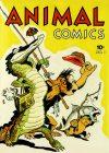 Cover For Animal Comics 1