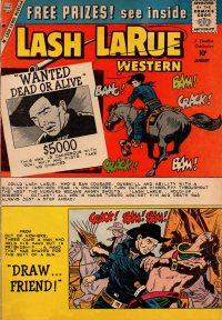 Large Thumbnail For Lash Larue Western #76