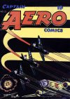 Cover For Captain Aero Comics 22