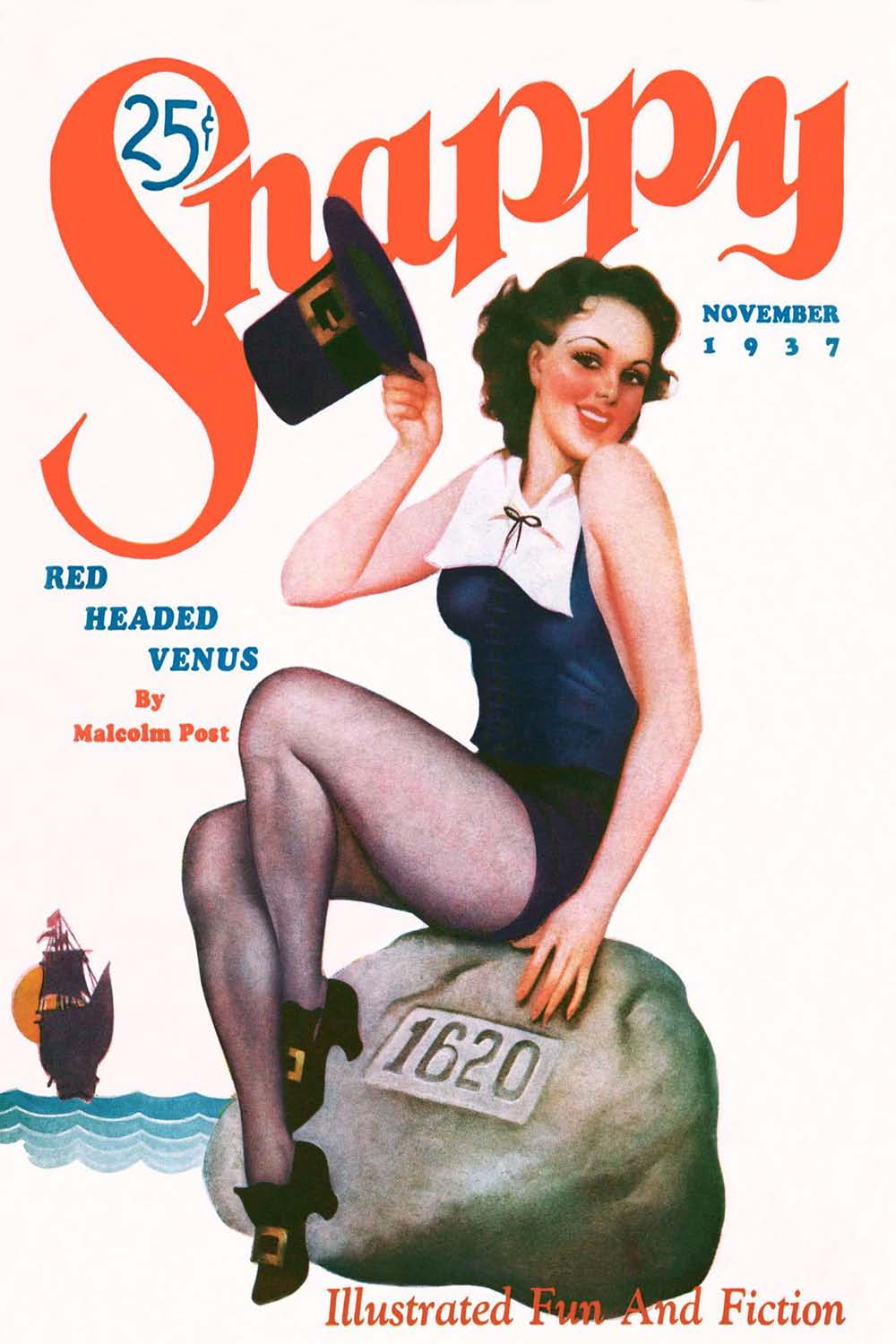 Comic Book Cover For Snappy v16 11