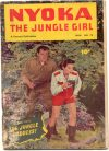 Cover For Nyoka the Jungle Girl 73