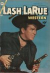 Cover For Lash Larue Western 47