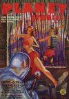 Cover For Planet Stories v2 5 Crypt City of the Deathless One Henry Kuttner
