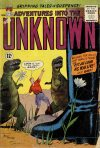 Cover For Adventures into the Unknown 130