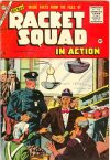 Cover For Racket Squad in Action 21