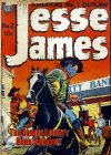 Cover For Jesse James 2