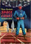 Cover For Tom Corbett, Space Cadet Coloring Book