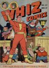 Cover For Whiz Comics 37