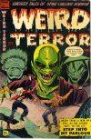 Cover For Weird Terror 8