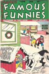 Cover For Famous Funnies 174