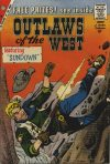 Cover For Outlaws of the West 23