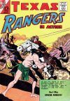 Cover For Texas Rangers in Action 37