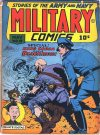 Cover For Military Comics 19