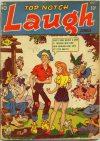 Cover For Top Notch Laugh Comics 40