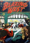 Cover For Blazing West 11