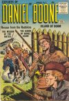 Cover For Exploits of Daniel Boone 3